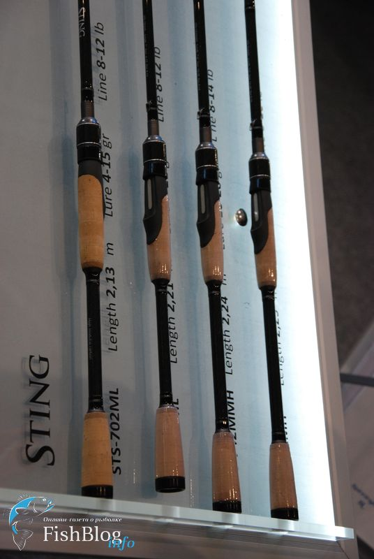 SL Rods Sting