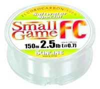 Флюорокарбон Sunline Small Game FC